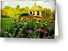 Landscape Artist Greeting Card by Carol Toepke