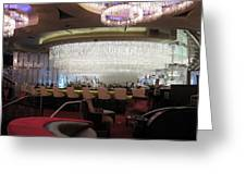 Las Vegas - Cosmopolitan Casino - 12123 Greeting Card by DC Photographer