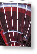 Las Vegas - Fremont Street Experience - 121211 Greeting Card by DC Photographer