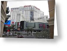 Las Vegas - Planet Hollywood Casino - 12123 Greeting Card by DC Photographer