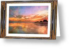 Lasting Moments Greeting Card by Betsy A  Cutler
