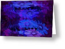 Layers Greeting Card by Tatiacha  Bhodsvatan