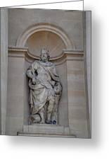 Les Invalides - Paris France - 01134 Greeting Card by DC Photographer