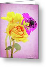 Let It Be... Greeting Card by Angela Doelling AD DESIGN Photo and PhotoArt