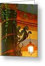 Let Me Light That For You Greeting Card by John Malone