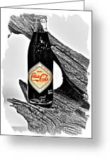 Limited Edition Coke - No.15 Greeting Card by Joe Finney