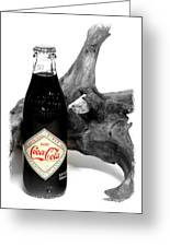 Limited Edition Coke - No.438 Greeting Card by Joe Finney