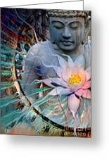 Living Radiance Greeting Card by Christopher Beikmann