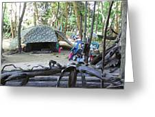 Long Boat Tour - Phi Phi Island - 0113107 Greeting Card by DC Photographer