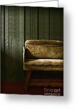 Long Wait Greeting Card by Margie Hurwich