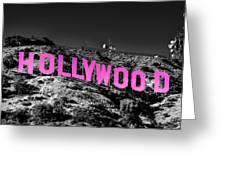 Los Angeles 016 C Greeting Card by Lance Vaughn