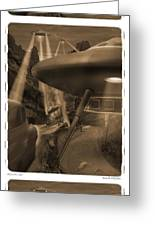 Lost Film 35 Mm Greeting Card by Mike McGlothlen