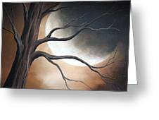 Lost In Your Beauty By Shawna Erback Greeting Card by Shawna Erback