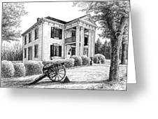 Lotz House Greeting Card by Janet King