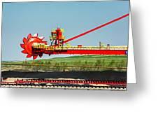 Louisiana Giant 3 Greeting Card by Steve Harrington