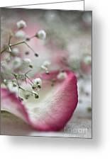 Love Greeting Card by AR Annahita