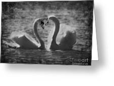 Love... Greeting Card by Nina Stavlund
