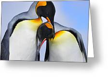 Love Greeting Card by Tony Beck