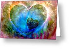 Love's Sighs Greeting Card by Shirley Sirois