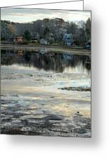 Low Water At Lake Garfield Greeting Card by Geoffrey Coelho