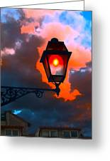 Luci Di Roma Greeting Card by Sandro Rossi