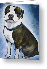 Lugnut Greeting Card by Leslie Manley