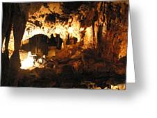 Luray Caverns - 1212162 Greeting Card by DC Photographer