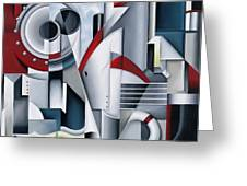 Maiden Voyage Greeting Card by Catherine Abel