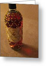 Make A Toast Without Bread Greeting Card by Guy Ricketts