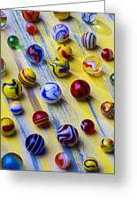 Marble Still Life Greeting Card by Garry Gay