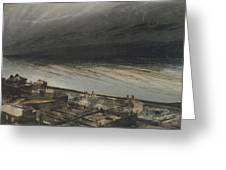 Marine Terrace In Jersey Greeting Card by Victor Hugo