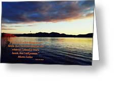 Mark Ten 28 Through 30 Greeting Card by Glenn McCarthy Art and Photography