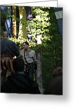 Maryland Renaissance Festival - Hack And Slash - 12122 Greeting Card by DC Photographer