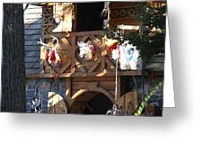 Maryland Renaissance Festival - Merchants - 121237 Greeting Card by DC Photographer