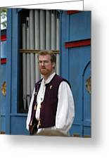 Maryland Renaissance Festival - Mike Rose - 12122 Greeting Card by DC Photographer