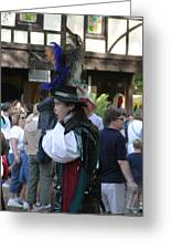Maryland Renaissance Festival - People - 1212108 Greeting Card by DC Photographer