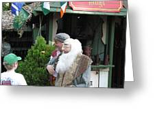 Maryland Renaissance Festival - People - 121267 Greeting Card by DC Photographer