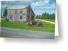 Memories... Greeting Card by Norm Starks