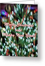 Merry Christmas 2 Greeting Card by Skip Nall