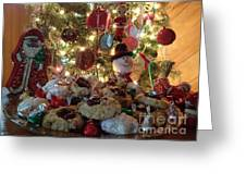 Merry Christmas Greeting Card by Laurie D Lundquist
