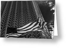 Miami Southeast Financial Center Greeting Card by Rene Triay Photography