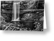 Minnehaha Falls Greeting Card by Paul Freidlund