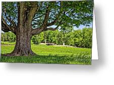 Minute Man National Historical Park  Greeting Card by Edward Fielding
