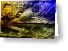 Mirage Greeting Card by Gerlinde Keating - Keating Associates Inc