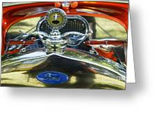 Model T Ford Greeting Card by Robert Bales