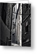 Monday Monday Greeting Card by Joan Carroll