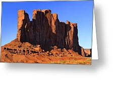 Monument Valley - Camel Butte Greeting Card by Mike McGlothlen