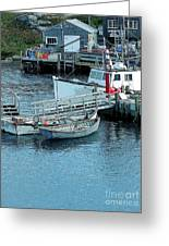 More Boats Greeting Card by Kathleen Struckle