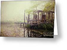 Morning at the Nature Center Greeting Card by Katya Horner