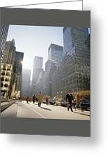 Morning In America Greeting Card by Shaun Higson